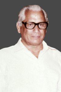 My Father and Artist Late Shambhu Prasad Baukhandi